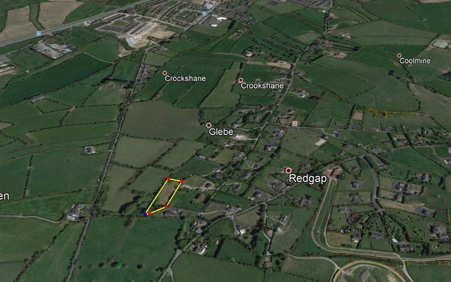 Circa 1.5 Acre Site Redgap Rathcoole Co Dublin