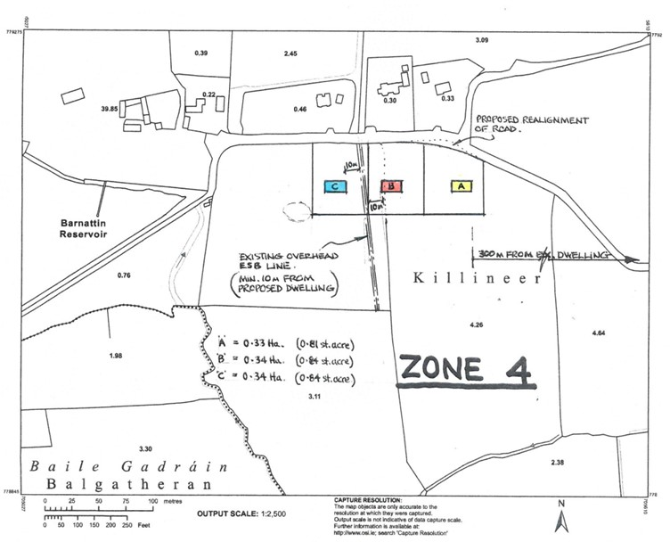 3 x Sites Kearney's Lane Killineer Drogheda Co Louth