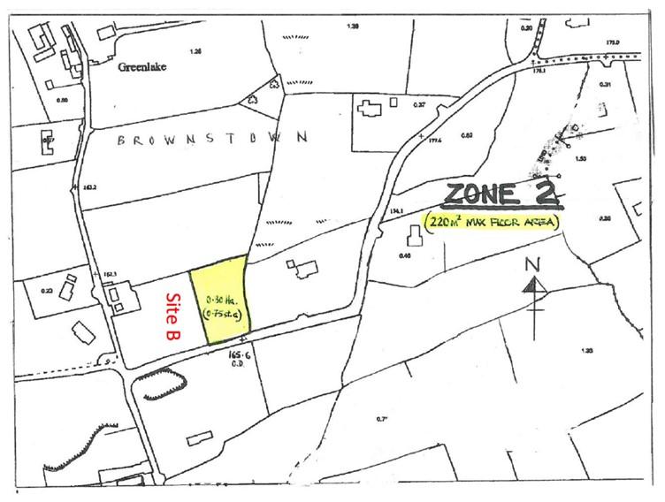 Site B Fieldstown Monasterboice Co Louth