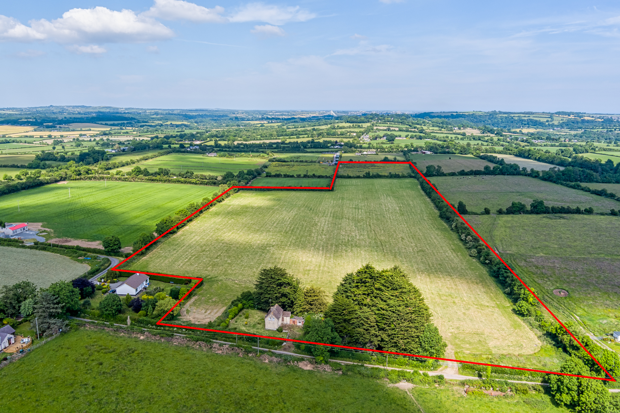 Residential Farm on 31 acres Newgrange Slane Co Meath C15 X521